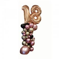 Colonna organic chrome n18