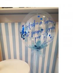 Bubble personalizzata con...