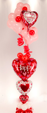 155_Blossoms_Valentine_s_Day_Balloon_Bouquet_Delivery