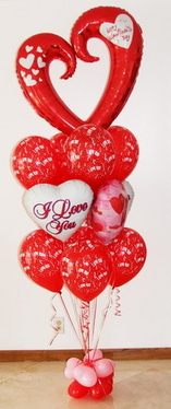 157_Hearts_Shower_Valentine_s_Day_Balloon_Bouquet_Delivery