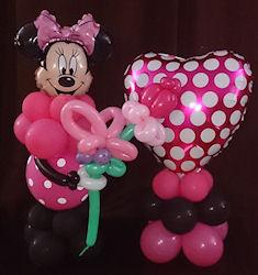 Minnie-Mouse-Heart-Balloon-Centerpieces-Balloon-Decorations