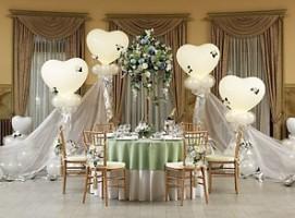 hearts aglow backdrop