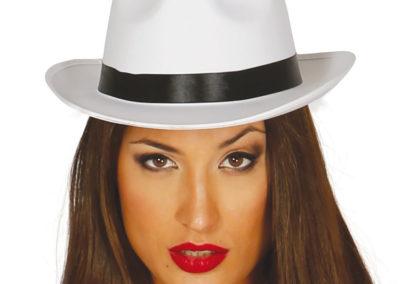 cappello-gangster-carnevale-uomo-donna-adulto-bianco-13389-0